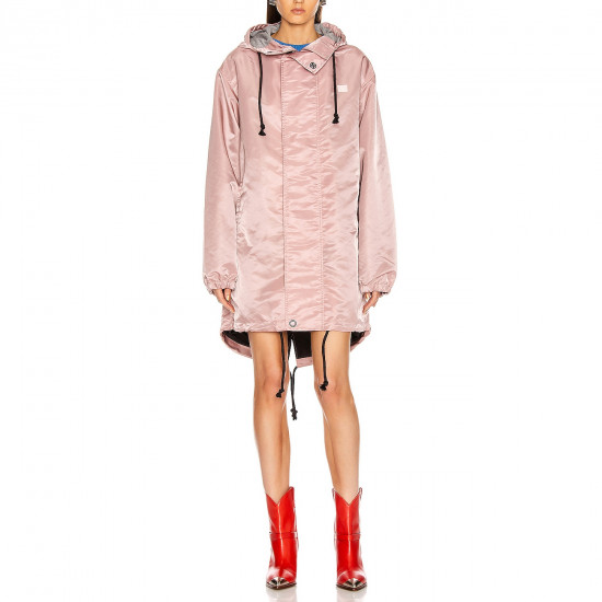 Acne Studios Osborn New Face Hooded Parka