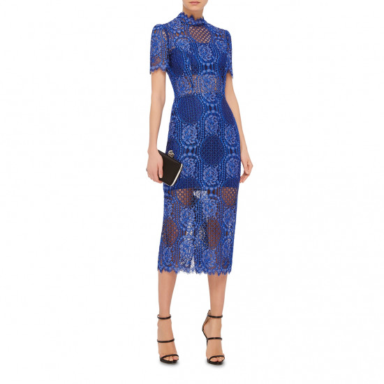 Alexis Delila Lace Sheath Dress