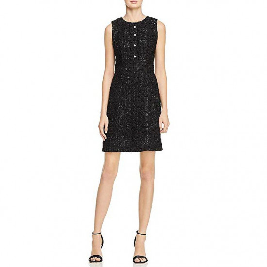 Kate Spade New York Sparkle Tweed Dress