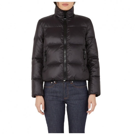 Maje Doudoune Gabano Quilted Puffer Jacket