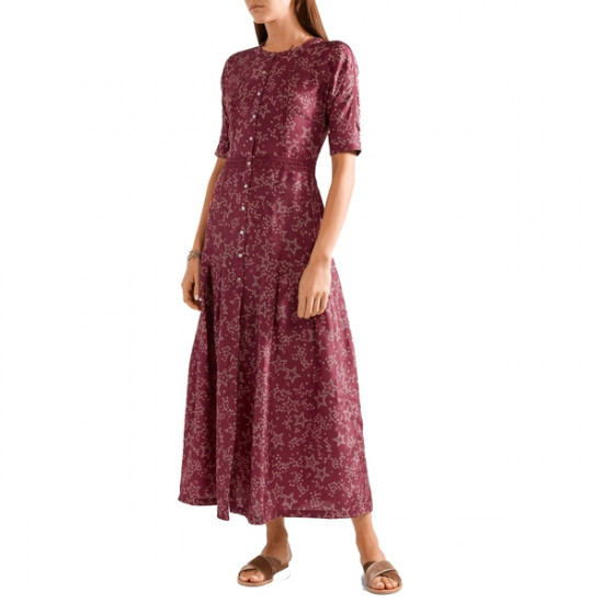 Paloma Blue Luna Star Print Dress