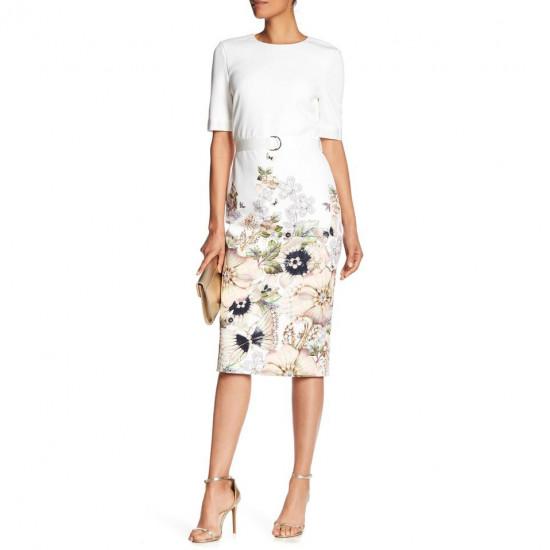 Ted Baker Layli Gem Garden Bodycon Dress