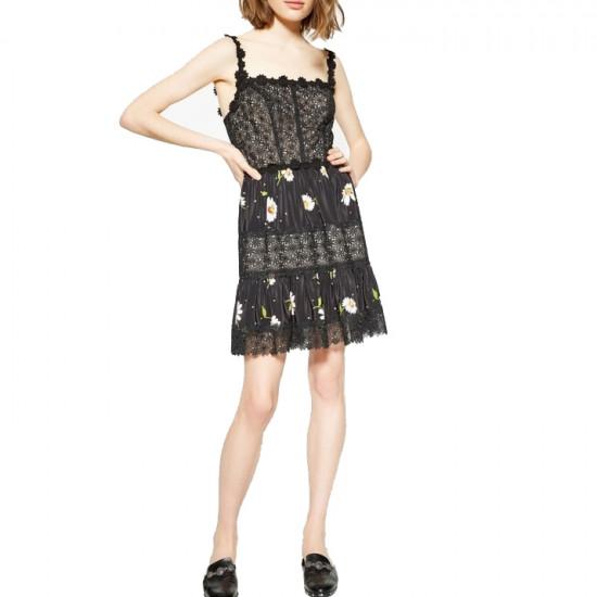 The Kooples Daisy Love Lace Mini Dress