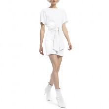 Alice + Olivia Caven Cape Sleeve Mini Dress