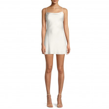 Alice + Olivia Harmony Sleeveless Mini Slip Dress