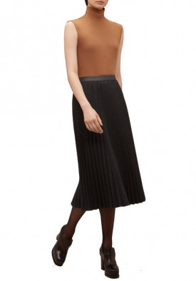 Aritzia Babaton Jude Pleated Skirt