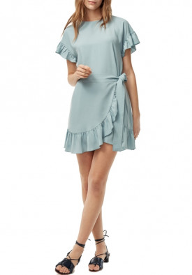 Aritzia  Wilfred Ninette Ruffle Dress
