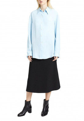 Theory Weekender Button Down Blouse