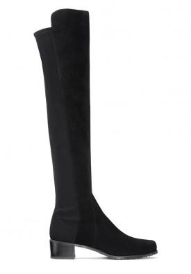 Stuart Weitzman Reserve Suede Boots