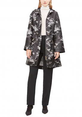 Ted Baker Emmila The Orient Printed Parka