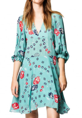 Zadig & Voltaire Remi Daisy Dress
