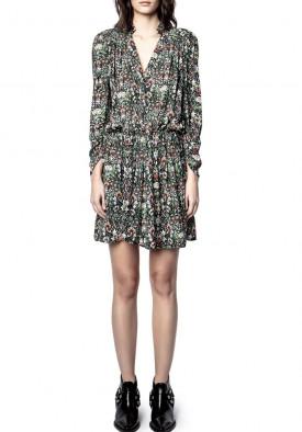 Zadig & Voltaire Reveal Kaleido Dress