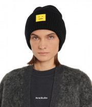 Acne Studios Pansy N Face Wool Beanie