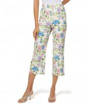 Alice + Olivia Lorinda Floral Crop Pants
