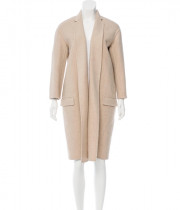 Céline Chester Tapered Cashmere Coat