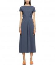 Low Classic Seamless Long Dress