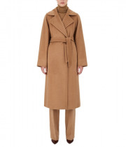 Max Mara Manuela Icon Camel Hair Coat