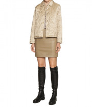 Max Mara Weekend Palmi Quilted Technical Fabric Jacket