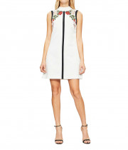 Ted Baker Aimmiid Kirstenbosch Embroidered Dress