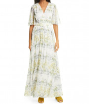 Ted Baker Bilia Papyrus Maxi Dress
