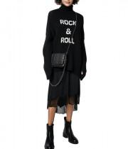 Zadig & Voltaire Joslin Jac Guitar Skirt