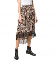 Zadig & Voltaire Joslin Lace Trim Skirt