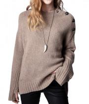 Zadig & Voltaire Malta Cashmere Sweater