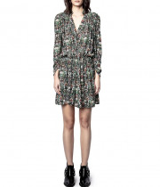 Zadig & Voltaire Reveal Kaleido Dress